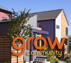 Blue Frog Solar products featured at Grow Community on Bainbridge Island, WA